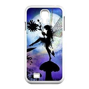 Diy Gothic Fairy Custom for samsung galaxy s4 White Shell Phone Cover Case LIULAOSHI(TM) [Pattern-1] by mcsharks