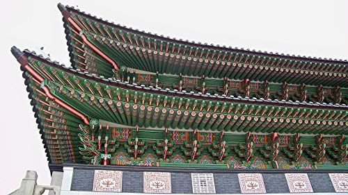 - Photography Poster - Korea, Seoul, Temple, Set Designer, 24