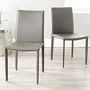 Amazon Com Safavieh Home Collection Karna Modern Grey