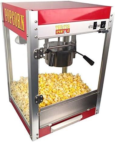 Theater Pop 4 Ounce Popper Popcorn Machine Sports Outdoors