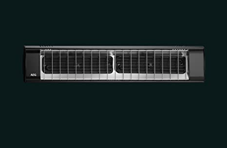 AEG HT Dunkelstrahler 2x650W IR Keramik 1300 S