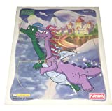 1999 Dragon Tales 8 Pc. Puzzle
