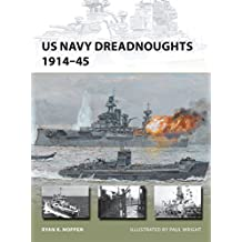 US Navy Dreadnoughts 1914–45