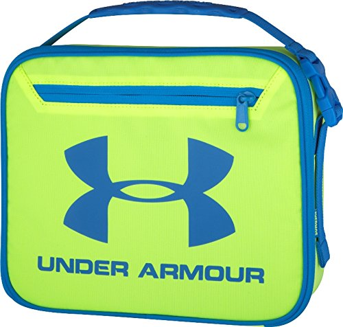 NEW Under Armour Lunch Box Cooler -  High Vis Yellow / Blue