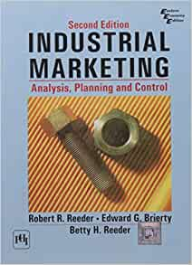 industrial marketing analysis planning and control pdf