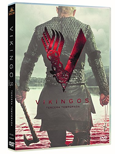 Vikingos – Temporada 3 [DVD]