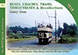 img - for Buses, Coaches, Coaches, Trams, Trolleybuses and Recollections 1958 by Henry Conn (2016-06-24) book / textbook / text book