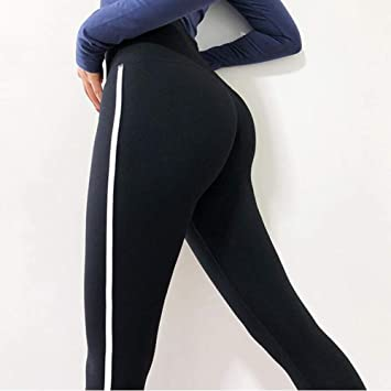 WZXY High Waisted Red Moto Fitness Yoga Pants for Women Big ...