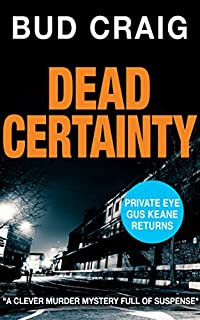 Dead Certainty by Bud Craig ebook deal
