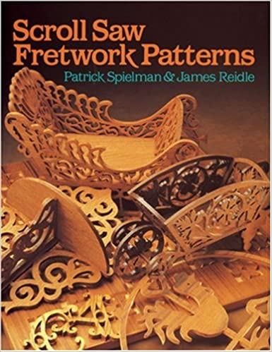 Scroll Saw Fretwork Patterns Patrick Spielman James Reidle Fascinating Scroll Saw Patterns