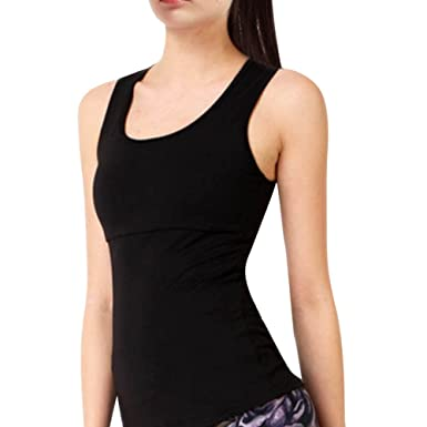 Amazon.com: Women Hollow Out Bandage Quick Drying Sleeveless ...