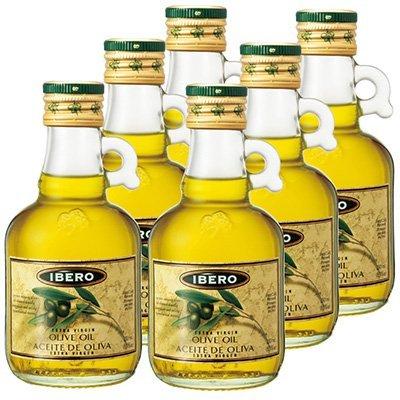 Aceite de Oliva Virgen Extra Ibero Seis (España souvenir y ...