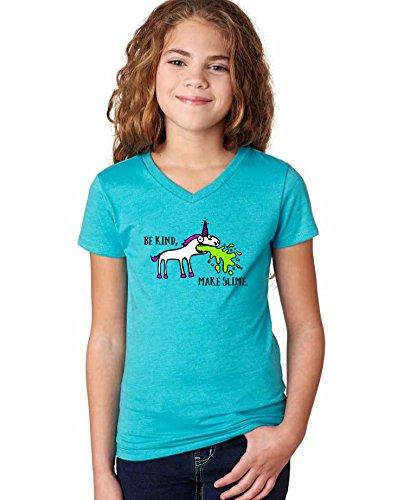 Be Kind Make Slime T-Shirt (Small, Bondi - Bondi Sale For