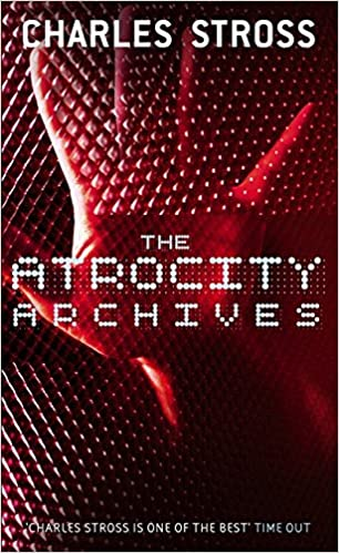 acfaa9a06fc441 The Atrocity Archives  Book 1 in The Laundry Files  Amazon.co.uk  Charles  Stross  9781841495699  Books