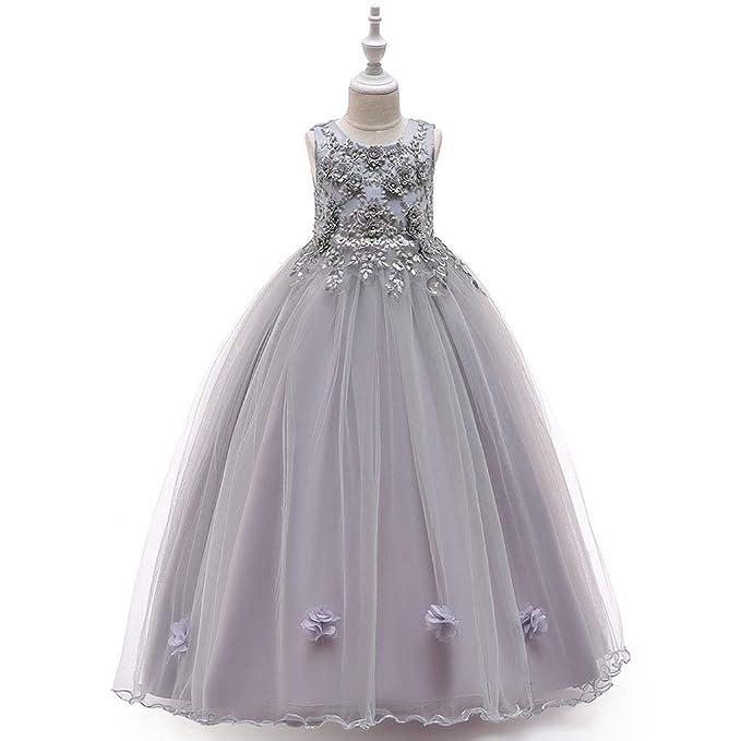Amazon.com: Shiny - Vestido de princesa para niña, tamaño ...
