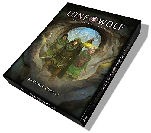Lone Wolf Adventure Game (Lone Wolf The Board Game)