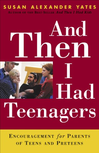 For parents of Teens.?