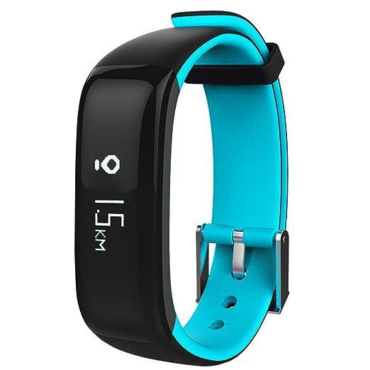 11 opinioni per Smart Bracelet, CulturesIn Controllo Fitness e Salute con Monitor pressione