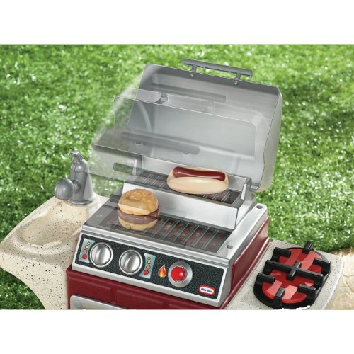 Little Tikes Backyard Barbeque Get Out 'N Grill - Buy ...