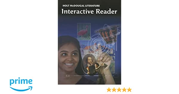 Holt mcdougal literature interactive reader grade 9 holt holt mcdougal literature interactive reader grade 9 holt mcdougal 9780547619330 amazon books fandeluxe Images
