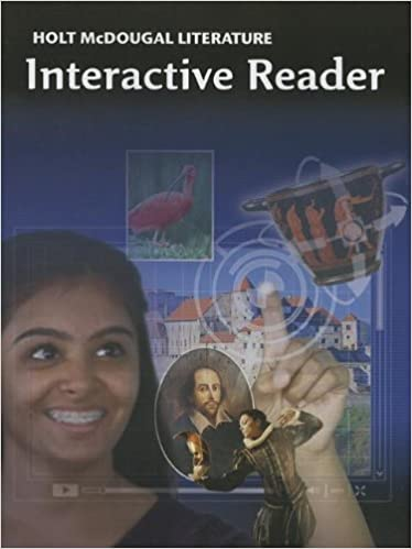 Holt mcdougal literature interactive reader grade 9 holt mcdougal holt mcdougal literature interactive reader grade 9 1st edition fandeluxe Choice Image