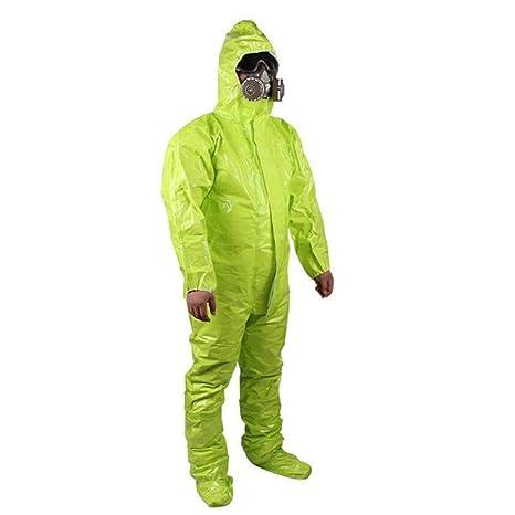 gz Ropa de protección química dedicada, traje anti ...