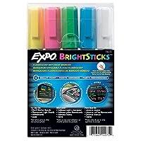 EXPO BrightSticks, borrado húmedo fluorescente - 14075