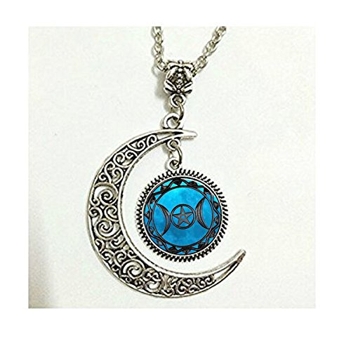 Necklace Picture Goddess Pendant Jewelry
