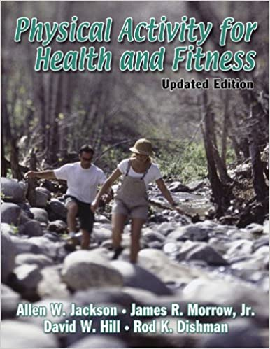 Physical Activity for Health and Fitness - Updated Edition ...