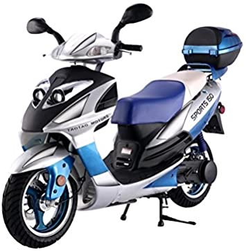Chinese Scooter 50cc GY6 Service Repair Shop Manual CD Lancer ATM50-A1 Powermax