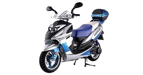 Amazon.com: Tao Tao Lancer Azul: Automotive