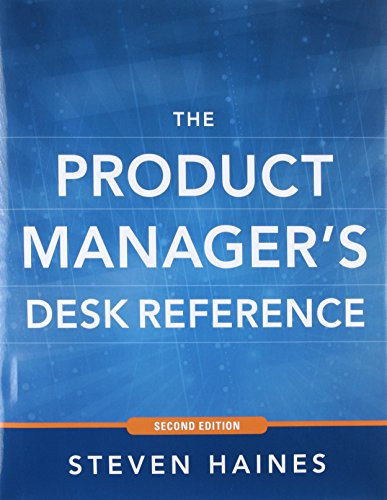 The Product Manager's Desk Reference 2E