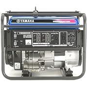 Yamaha YG5200D, 4500 Running Watts/5200 Starting Watts, Gas Powered Portable Generator, CARB Compliant