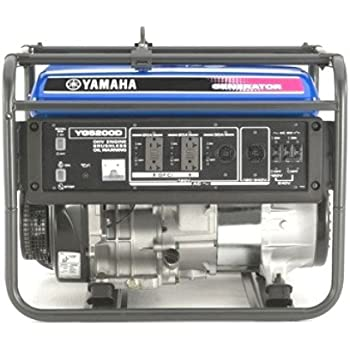 Yamaha yg5200d 4500 running watts 5200 for Yamaha inverter generator 4500