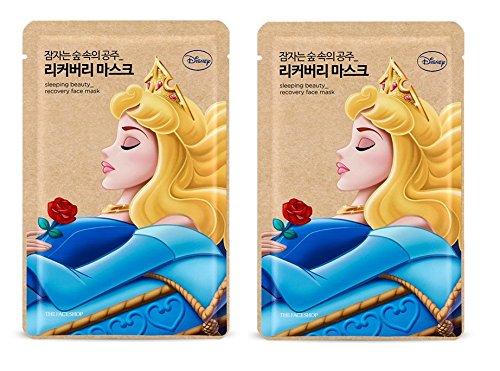 Face Shop Collaboration Princess Sleeping product image