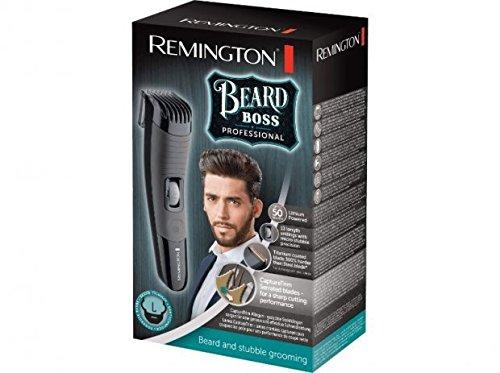 Remington MB4130 Beard Boss Professional Bartschneider mit gezacktem CaptureTrim