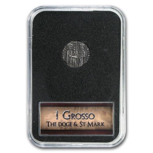 IT 1268 -1342 Venice Silver Ducato Collection VF Very Fine
