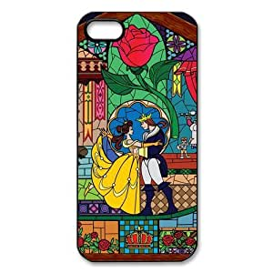 Beauty and the Beast Art Case For Sam Sung Note 3 Cover - Hard Plastic Snap-On Custom Cover