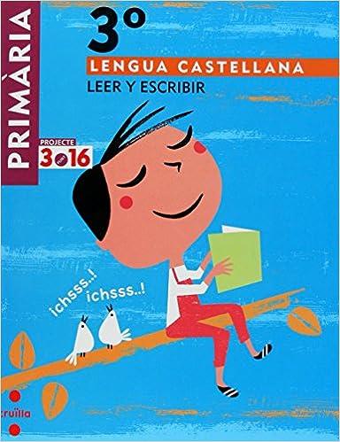 Descargar ebooks para ipod nano gratis Lengua castellana, Leer y escribir. 3 Primària. Projecte 3.16 PDF
