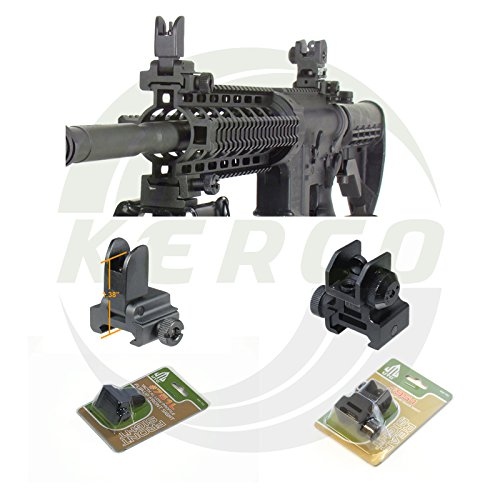 low profile tactical sight combo - 4