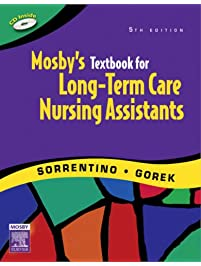 Amazon long term care books mosbys textbook for long term care fandeluxe Image collections