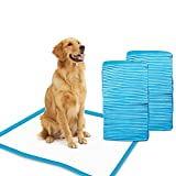 Gardner Pet Super-Absorbent 24 by 24 Inches Dog Training Pads – 50 Count of Pads For Sale