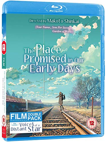 Place Promised in Our Early Days / Voices of a Distant Star - Twin Pack Standard Blu-Ray (Voices Of A Distant Star Blu Ray)