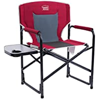 Timber Ridge Director's Chair Folding Breathable Mesh...