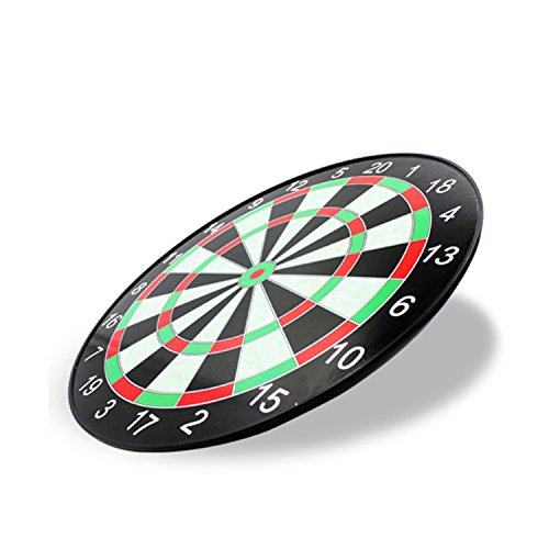 mieres Safety Magnetic Dart Board Set with 15
