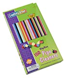 Creativity Street Big Box of Chenille Stems, 150-Count, Assorted Colors (AC5547)