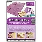 Crafter 's Companion El envelobox creador Marcador, color morado