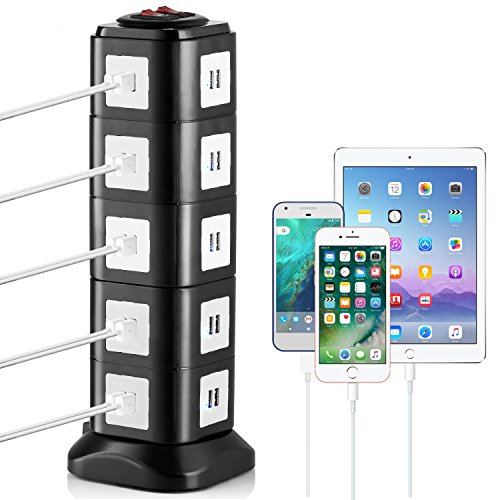 Electronic Charging Station By Yubi Power 40 Port