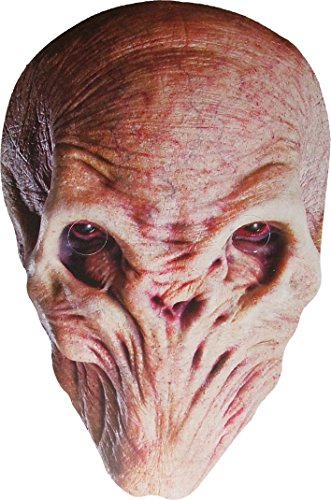 Doctor Who - The Silence - Card Face Mask -