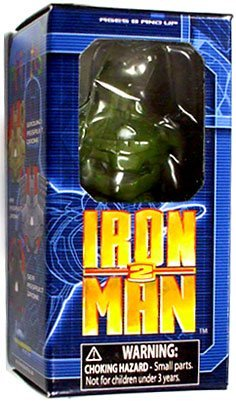 Iron Man 2 Movie Minimates Figure Tactical Assault Drone by Hasbro Toys